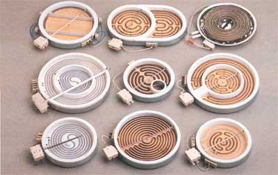 Электрическая плита своими руками